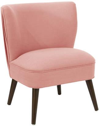 Co Cloth + Armless Pleated Chair