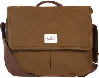 Barbour Cotton Canvas Tarras Messenger Bag