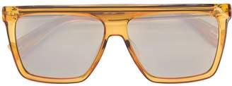 Marc Jacobs Eyewear aviator tinted sunglasses