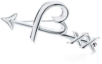 Tiffany & Co. Paloma's Graffiti heart & arrow brooch