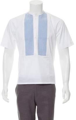 Dolce & Gabbana Short Sleeve Woven Shirt