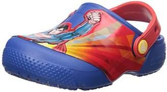 Crocs Kids' Crocsfunlab Superman Clog