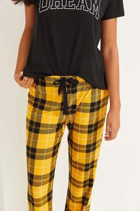 Ardene Super Soft Plaid PJ Pants