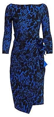 Chiara Boni Women's Zelma Print Dress