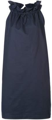Atlantique Ascoli halterneck mini dress