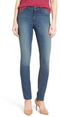Women's Nydj 'Alina' Stretch Skinny Jeans $124 thestylecure.com