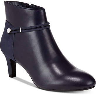 Impo Nyree Ankle Booties Women's Shoes