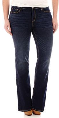 ARIZONA Arizona Bootcut Jeans - Juniors Plus $50 thestylecure.com