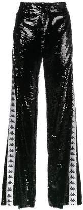 Faith Connexion sequin track pants