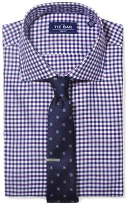 The Tie Bar Multi Tone Gingham