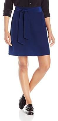 Paris Sunday Women's Skirt with Self Tie