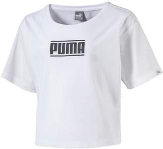 Puma Girls Style Tee