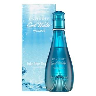 Davidoff Cool Water Woman Into The Ocean EDT 100 mL