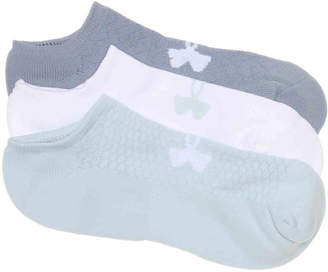 Under Armour Athletic No Show Socks - 3 Pack - Women's