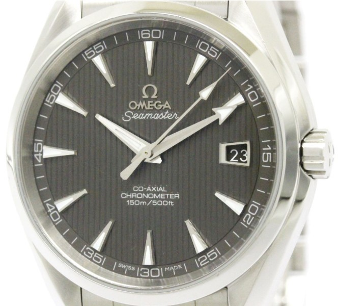 Omega Omega Seamaster 231.10.42.21.06.001 Stainless Steel Automatic 42mm Mens Watch