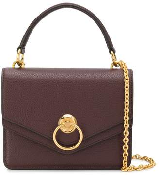 Mulberry Small Harlow Satchel Small Classic Grain shoulder bag