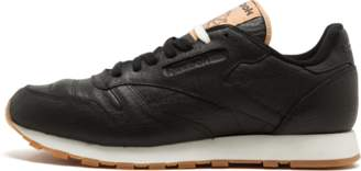 Reebok CL Leather Boxing Black/Chalk