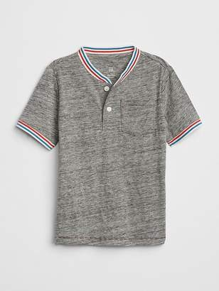 Gap Henley Pocket T-Shirt