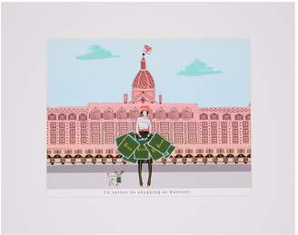 Harrods Verrier Medium Print (35cm x 30cm)