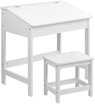 Big Fun Club Irta Kids' Desk & Stool Set