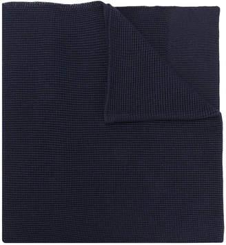 Canada Goose fine knit scarf