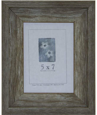 August Grove Pedersen Rustic Barnwood Document Picture Frame