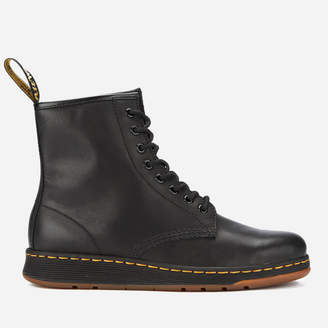 Dr. Martens Newton Lite Leather 8-Eye Boots