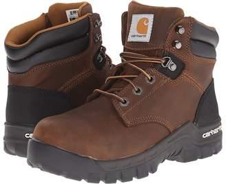 Carhartt 6 Inch Brown Rugged Flex Women's Work Boots