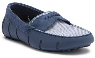 Swims Penny Lux Driver Loafer