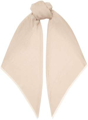 Jimmy Choo JEAN H6S073570 Ballet Pink Cashmere and Silk Shawl