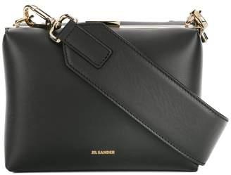 Jil Sander box shoulder bag