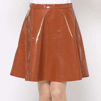 aquagirl (アクアガール) - アクアガール aquagirl ROBERTO COLLINA 光沢スカート