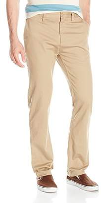 DC Men's Worker Straight Chino Pant