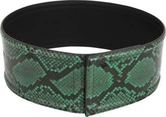 Marni Python Waist Belt