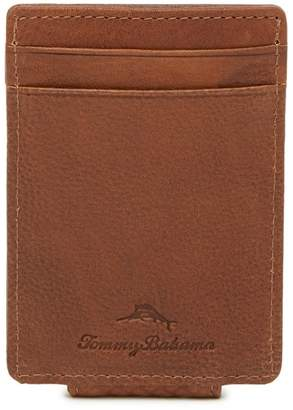 Tommy Bahama Key Largo Leather Card Wallet