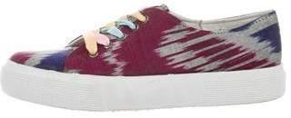 Penelope Chilvers Printed Low-Top Sneakers