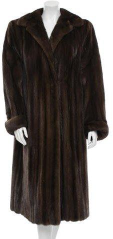 ValentinoValentino Mink Coat