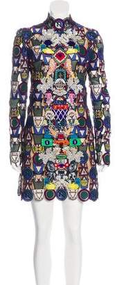 Mary Katrantzou Dixicult Embellished Dress
