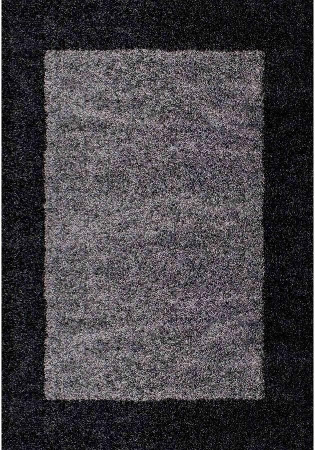 Nazar Teppich - schwarz