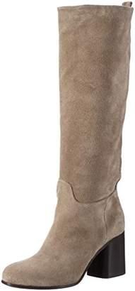 Alberto Fermani Women's Knee-High Boots Grey Size: 7