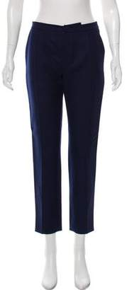 Bouchra Jarrar Mid-Rise Pants