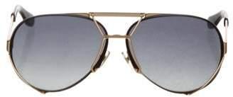 Givenchy Tinted Aviator Sunglasses