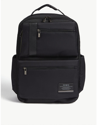 Samsonite Openroad nylon briefcase, Jet black