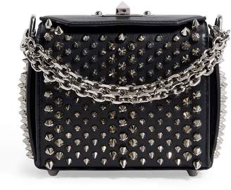 Alexander McQueen Leather Box Bag 16