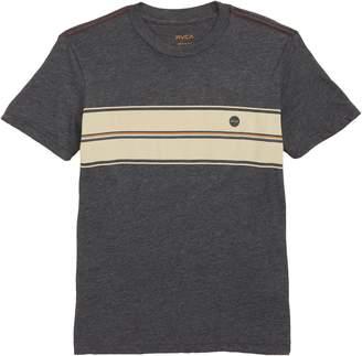 RVCA Motor Stripe T-Shirt