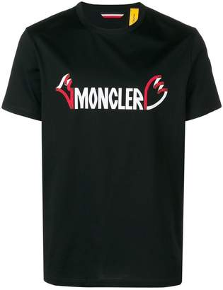 Moncler crew neck T-shirt