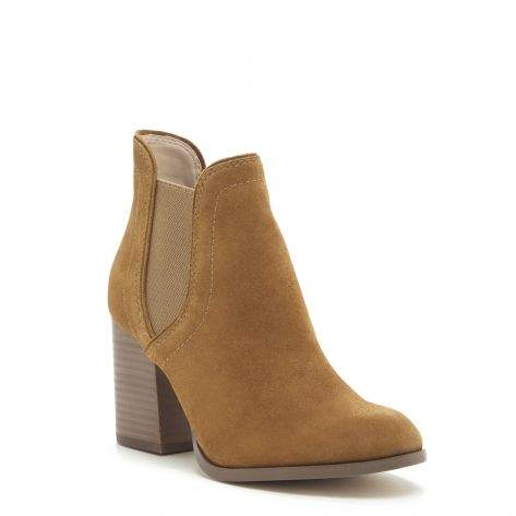 Carillo Heeled Gore Bootie