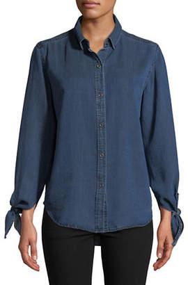Rails Bethany Denim Button-Down Shirt