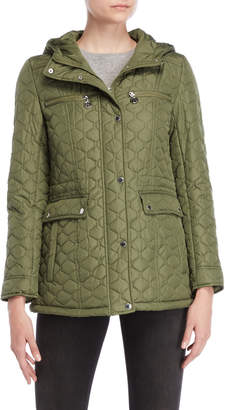 Tommy Hilfiger Quilted Anorak