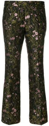 Giambattista Valli jacquard trousers